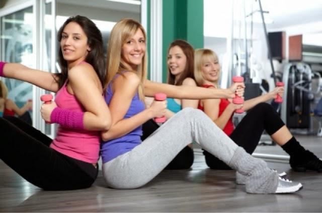 Ile można schudnąć chodząc na fitness?