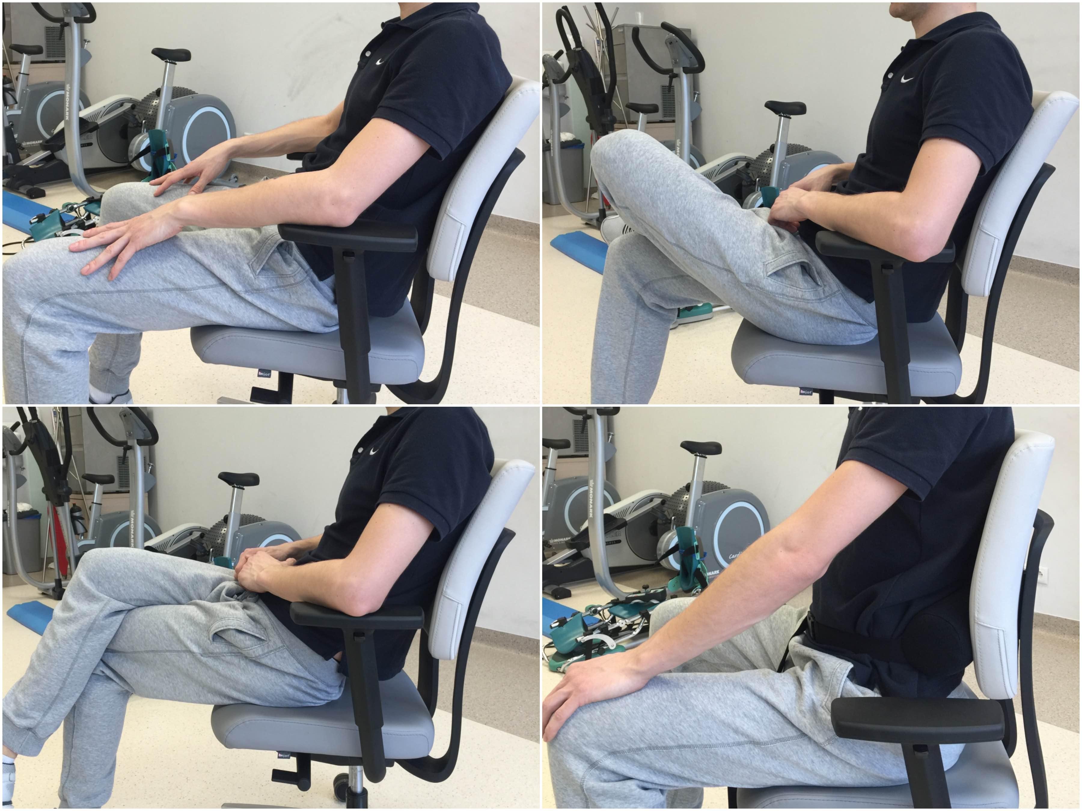 jak siedzieć