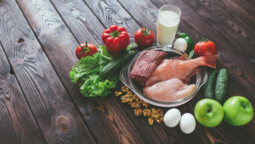 Dieta dr Haya